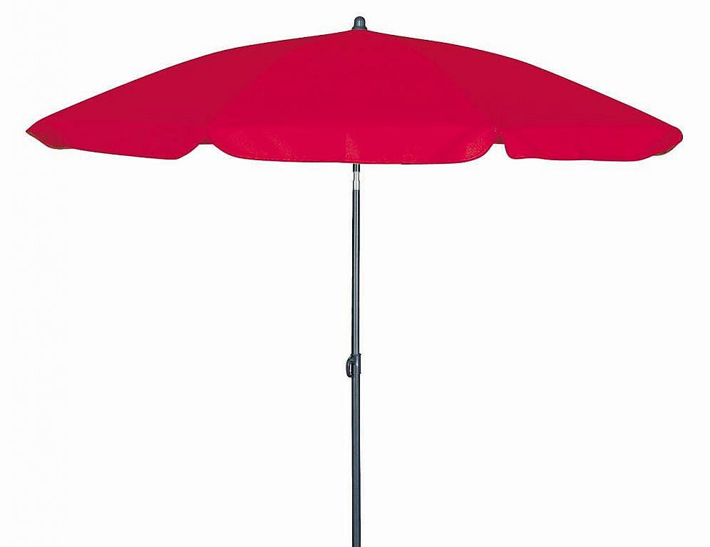 Produktové foto DOPPLER Slunečník Doppler BEACHLine MALIBU 180 (různé barvy) 905 červená
