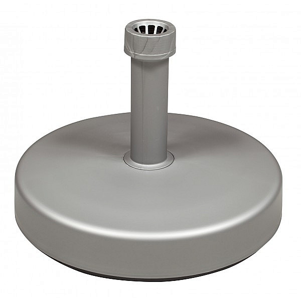 Produktové foto DOPPLER Doppler Plastový plnitelný sokl 25 kg (stříbrný)