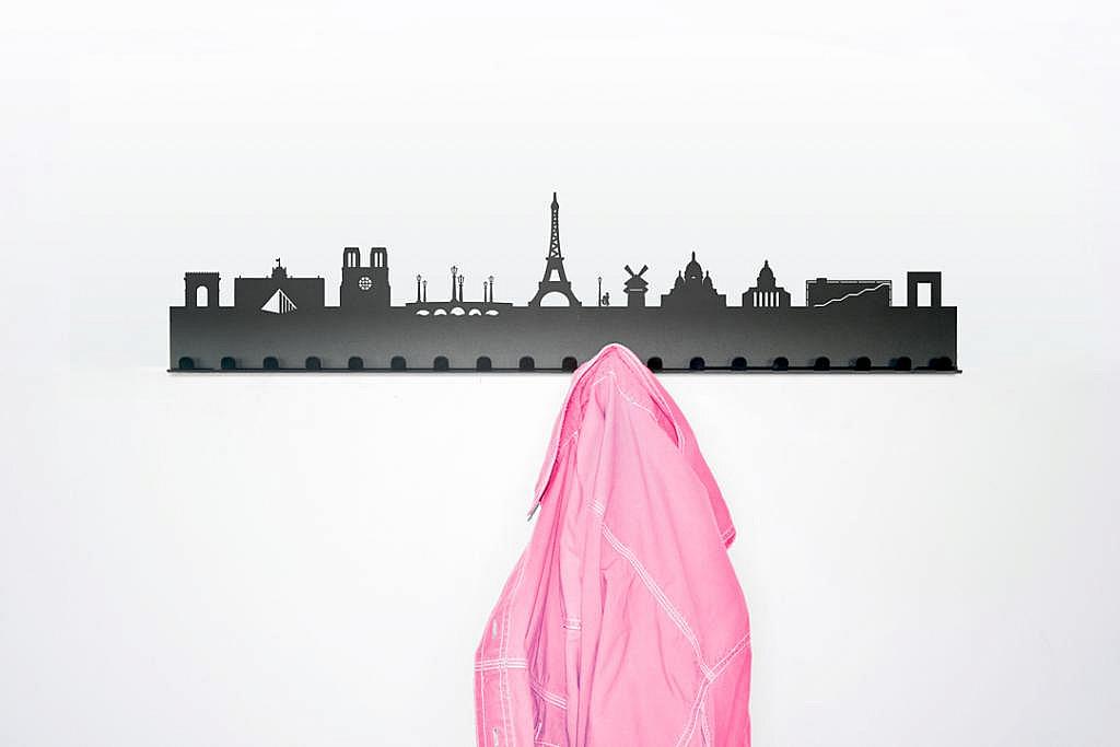 Produktové foto Radius design cologne Věšák na oblečení Paříž RADIUS DESIGN (GARDEROBE Paris 709K)