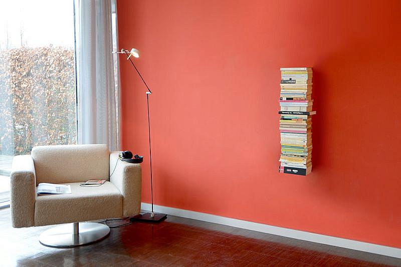 Produktové foto Radius design cologne Knihovna 5 poliček RADIUS DESIGN (BOOKSBAUM weiss WAND 2 KLEIN 724B) bílá