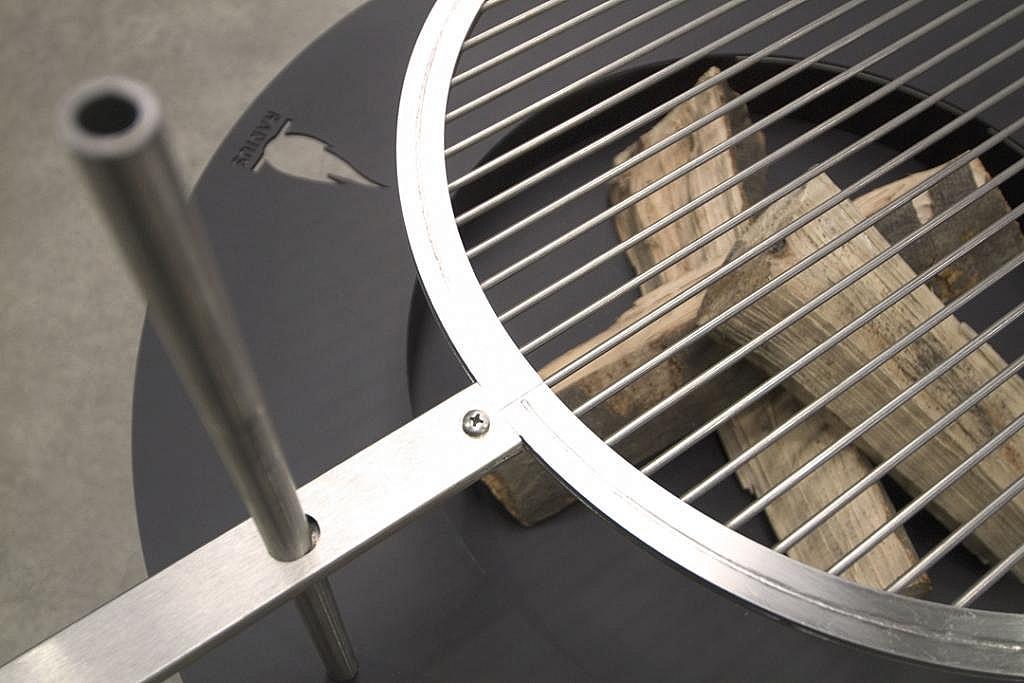 Radius design cologne Kulatý rošt pro malá ohniště RADIUS DESIGN (ROST RUND 531T)
