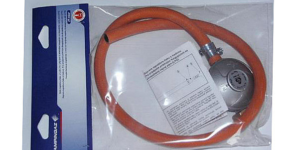 Produktové foto Campingaz CAMPINGAZ Sada pro připojení spotřebičů k 5 kg a 10 kg PB lahvi