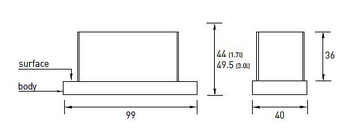 Produktové foto Radius design cologne BIO krb volně stojící Radius design cologne (UNI FLAME 3L 544F)