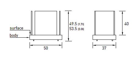 Produktové foto Radius design cologne BIO krb volně stojící Radius design cologne (TOP FLAME 551D)