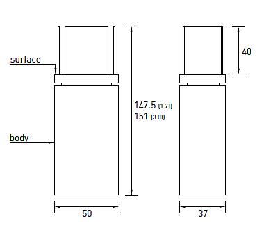 Produktové foto Radius design cologne BIO krb volně stojící Radius design cologne (HIGH FLAME 555E)