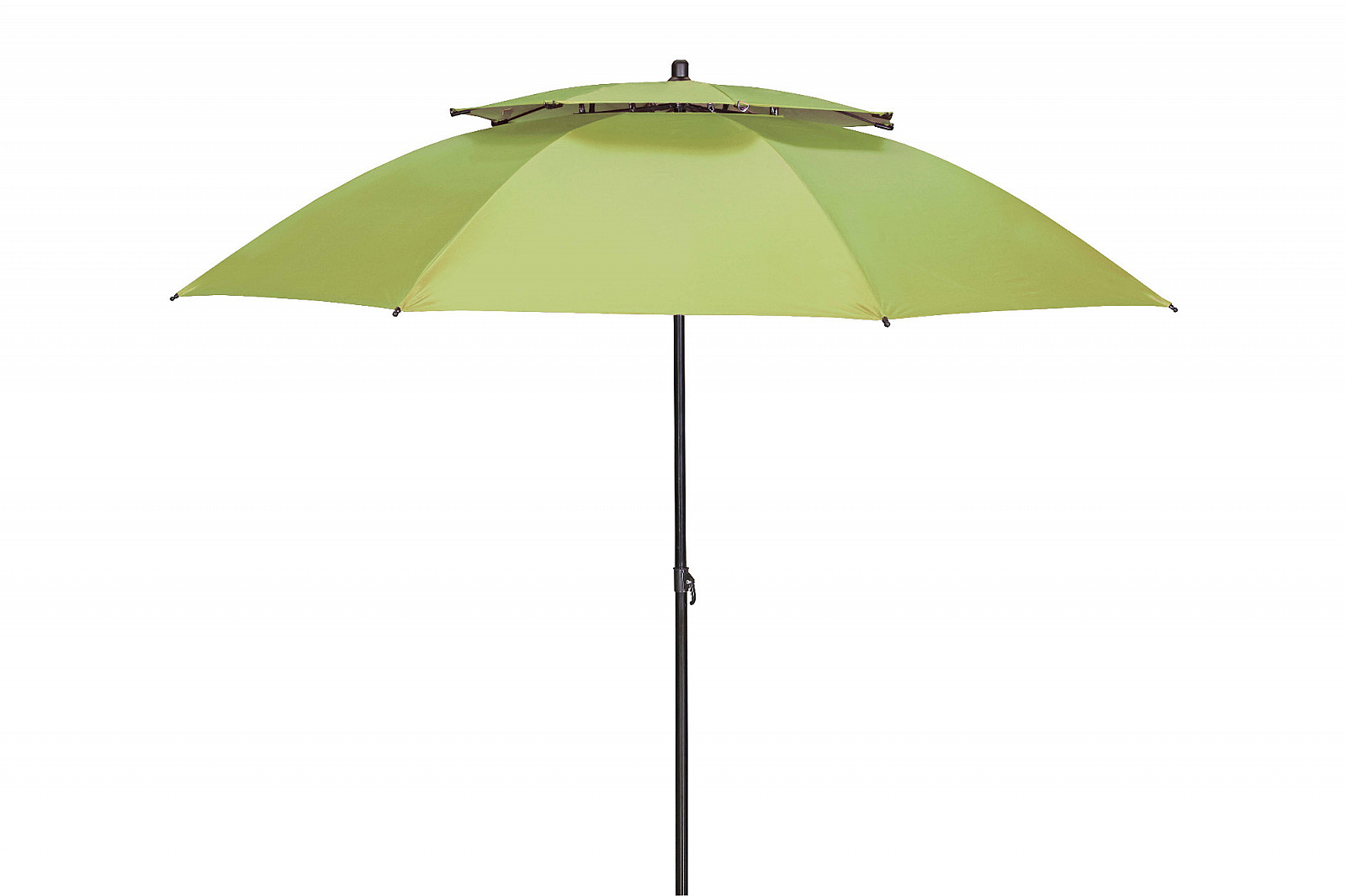 Produktové foto DOPPLER Slunečník Doppler BEACHLine WindProfi 200 (různé barvy) 834 světle zelená