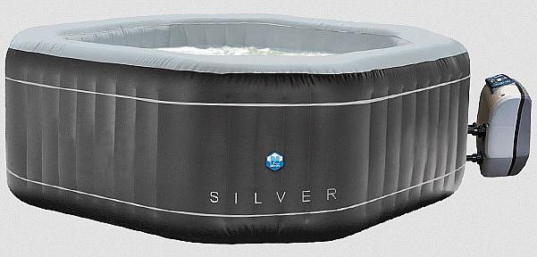 NETSPA Mobilní vířivka SILVER (850L)
