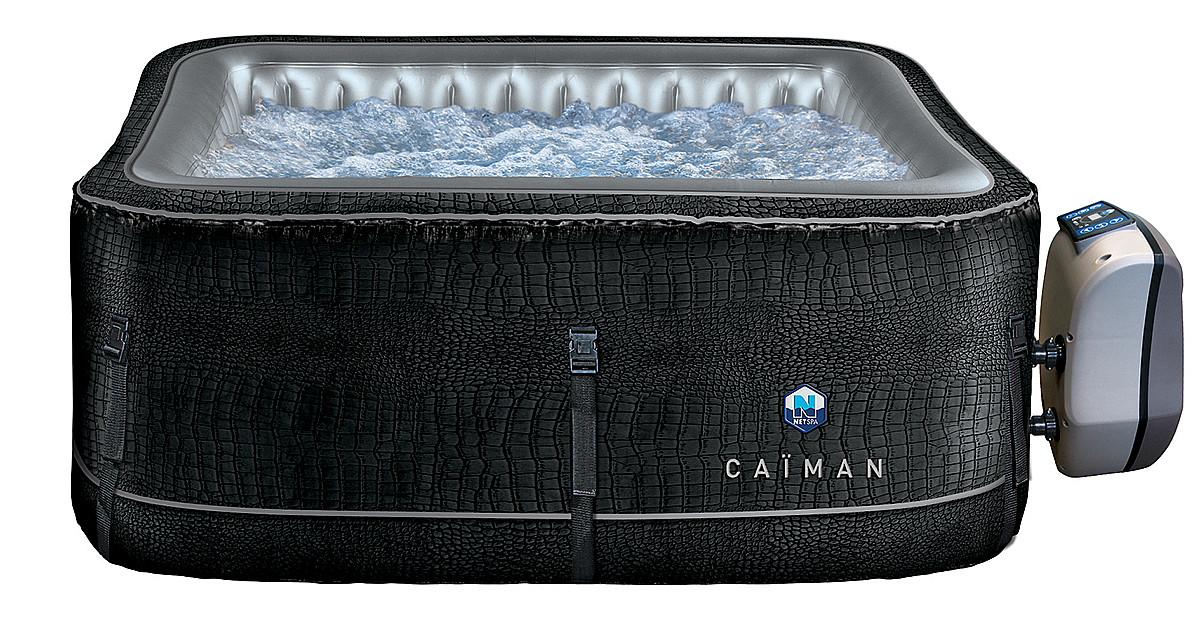 NETSPA Mobilní vířivka CAIMAN (710L)