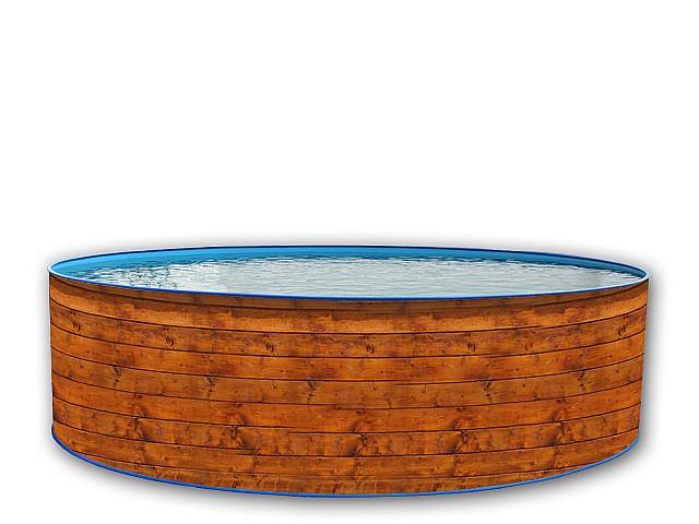 Bazén ETNICA PROMO (3,5 x 0,9 m)