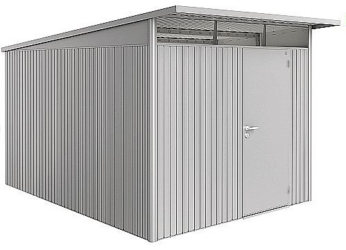 Biohort Zahradní domek BIOHORT AvantGarde A8 260 x 340 (stříbrná metalíza)