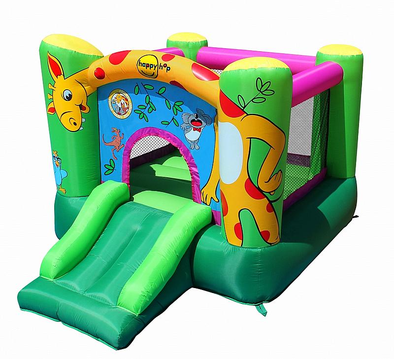 Belatrix Skákací hrad - Žirafa