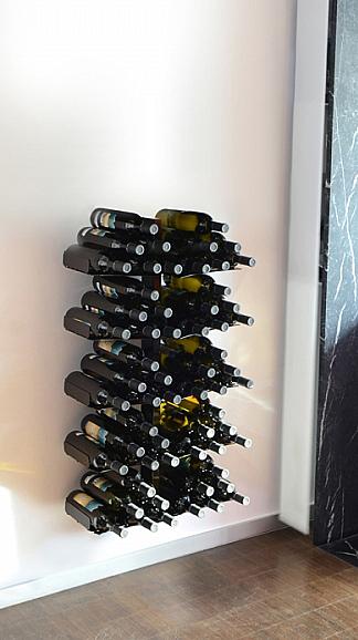 Radius design cologne Zásobník na láhve RADIUS DESIGN (WINE TREE WALL SMALL 732A)