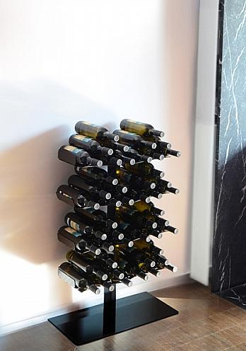 Radius design cologne Zásobník na láhve RADIUS DESIGN (WINE TREE STAND SMALL 733A)