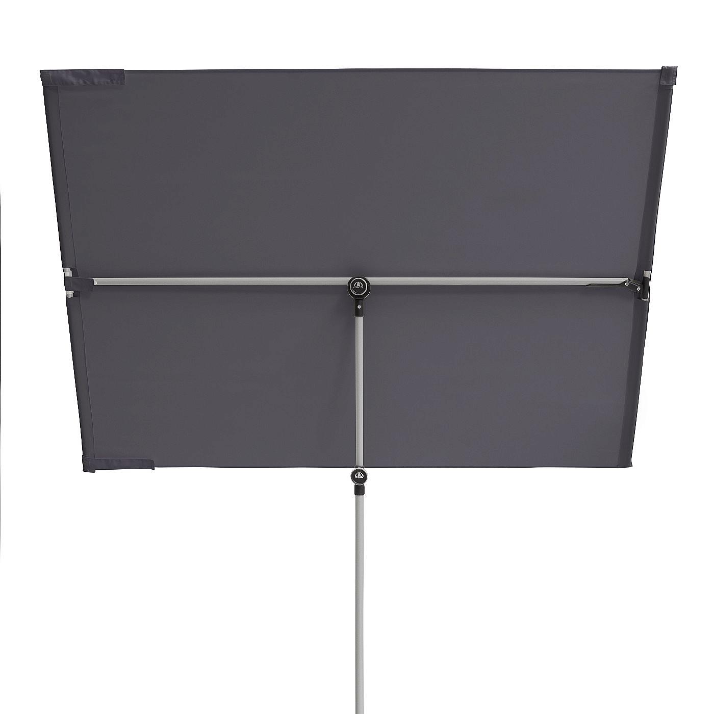 DOPPLER Doppler Slunečník Active balkonová clona (různé barvy) 840 antracit