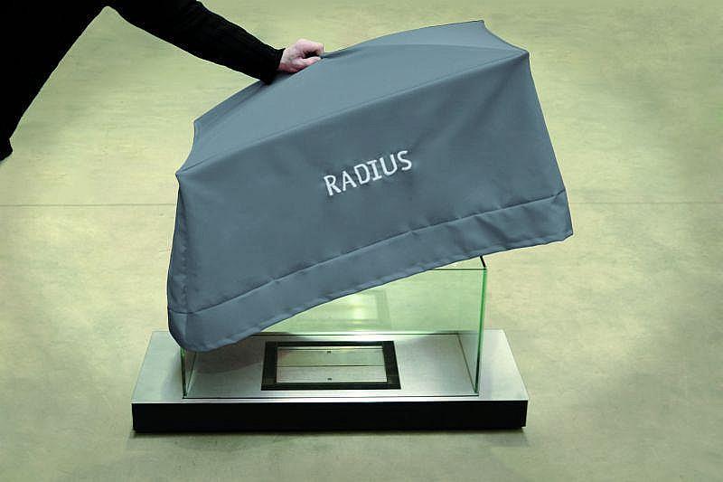 Radius design cologne KRYT na UNI FLAME