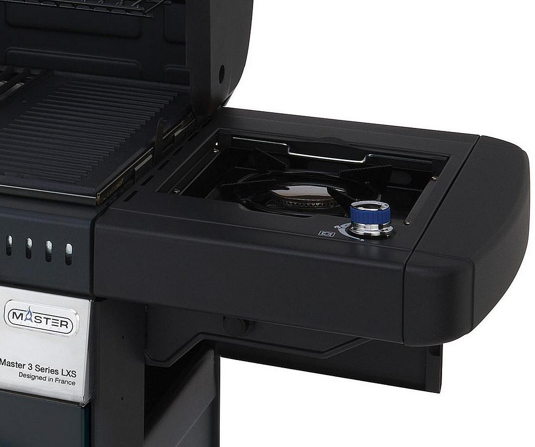 Produktové foto Campingaz CAMPINGAZ Plynový gril Master 3 Series LXS Black Edition (DOPRAVA ZDARMA)