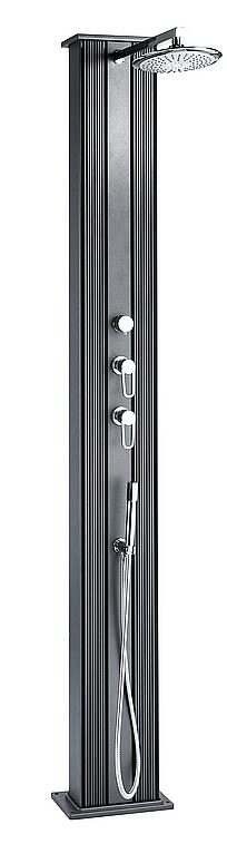 Solární sprcha DADA (antracit)