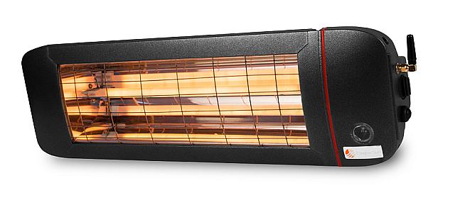 Knoch Infrarot-Technik Infrazářič ComfortSun24 2000W Bluetooth - antracit