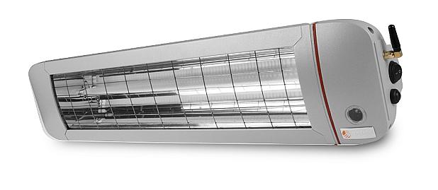Knoch Infrarot-Technik Infrazářič ComfortSun24 2800W Bluetooth - titan
