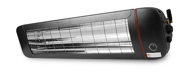 Knoch Infrarot-Technik Infrazářič ComfortSun24 2800W Bluetooth - antracit