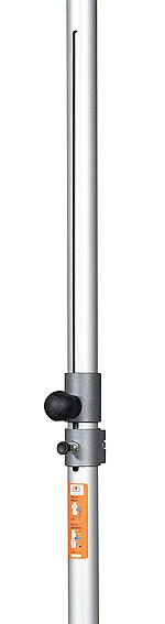 Produktové foto DOPPLER Slunečník Doppler PROFILine ALU EXPERT 400 840 antracit