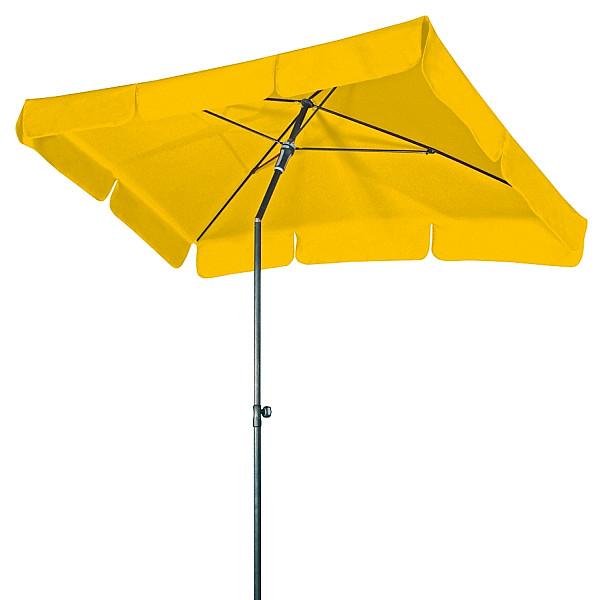 Produktové foto DOPPLER Slunečník Doppler SUNLine  WATERPROOF III 225 x 120 (různé barvy) 811 žlutá