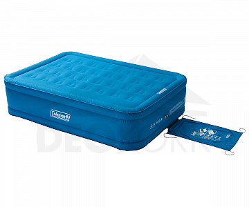 COLEMAN Nafukovací matrace   Extra Durable Airbed Raised Double